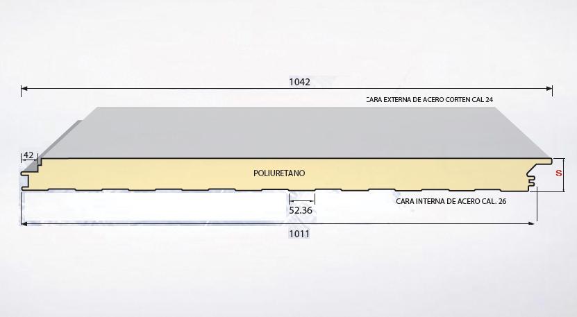 perfil-flat-corten-materiales-tierra-y-metal